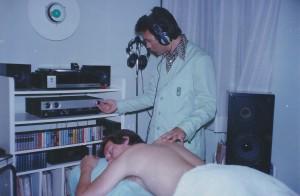 Masaje terapeutico musical