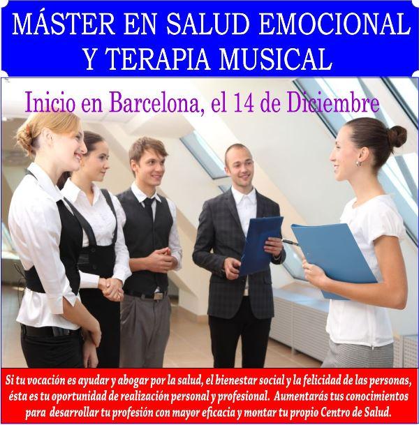 Master en Salud Emocional
